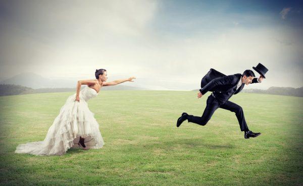 Жених сбежал со свадьбы в Питере,