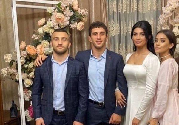 Свадьба Заурбека Сидакова