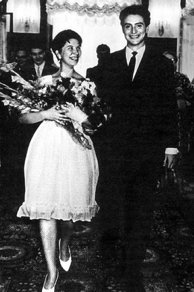 Свадьба Смехова