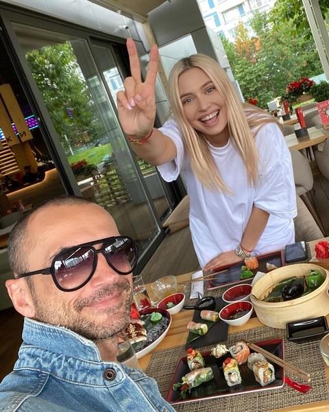 Наталья Рудова, Александр Орлов