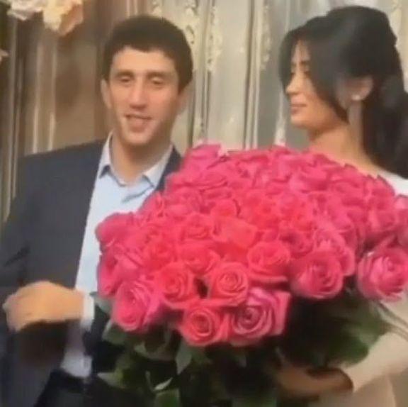 Заурбек Сидаков, Мадина Плиева