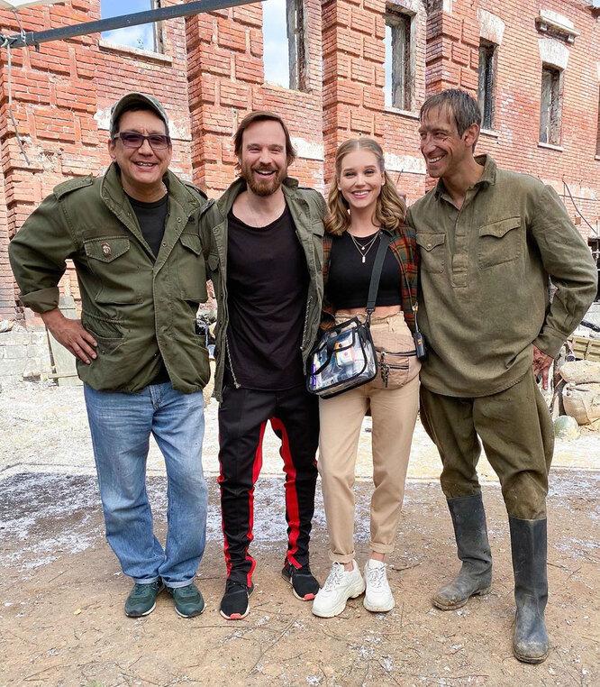 Кристина Асмус и Алексей Чадов признались в любви друг к другу, photo: instagram.com