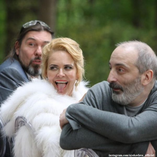 Алена Яковлева и Кирилл Козаков расстались после рождения дочери