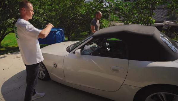 Артем Карокозян приобрел дорогой автомобиль