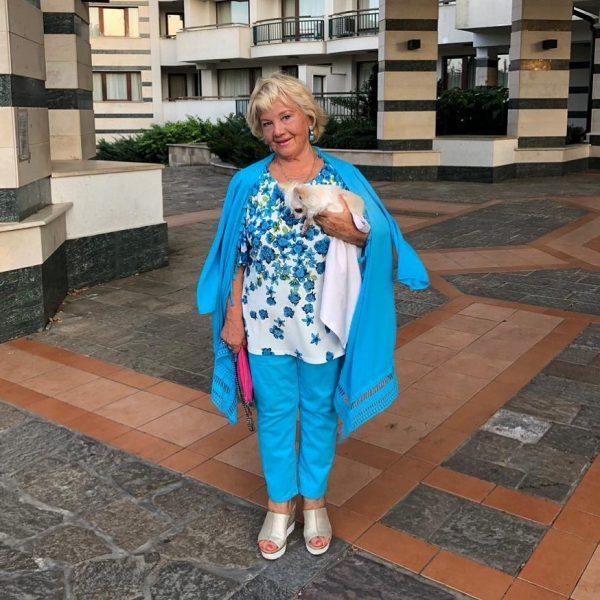 Лера Кудрявцева сообщила, что у ее матери инсульт