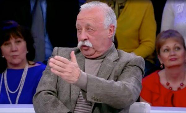 """Якубович прокомментировал слухи об уходе с """"Поля чудес"""""""
