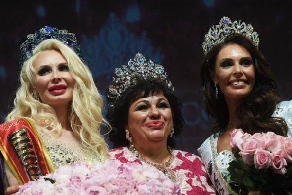Екатерина Нишанова, Алла Маркина, Ксения Кривко