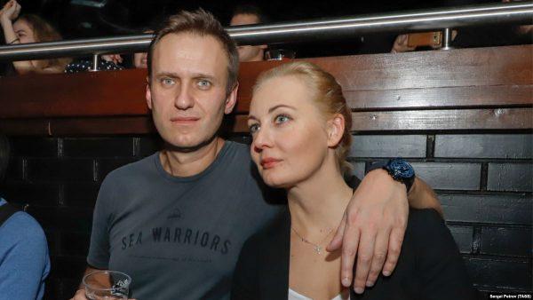 Юлия Навальная, Алексей Навальный, Немецкие врачи озвучили диагноз Навального