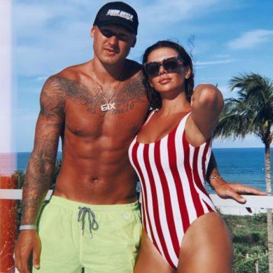 Анна Седокова выложила горячую фотку с женихом