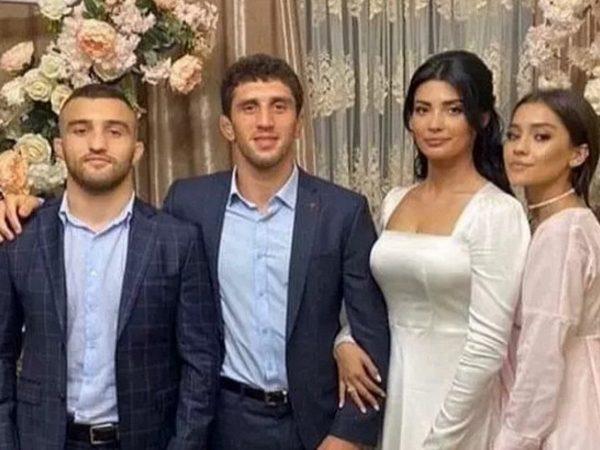 Мадина Плиева, Заурбек Сидаков свадьба, гости со стороны невесты и жениха