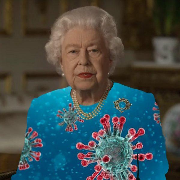 Мемы с королевой Елизаветой