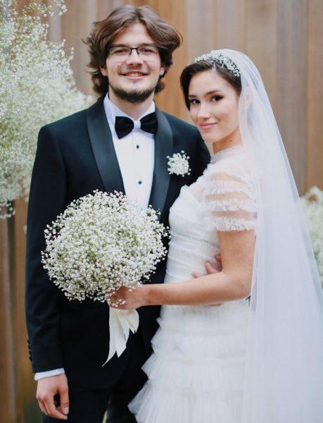 18-летняя дочка Немцова вышла замуж за возлюбленного