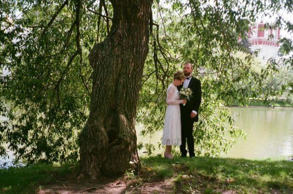 Появились снимки со свадьбы 22-летней дочки Сергея Бодрова