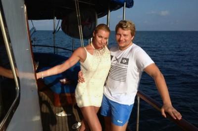 Волочкова с Басковым