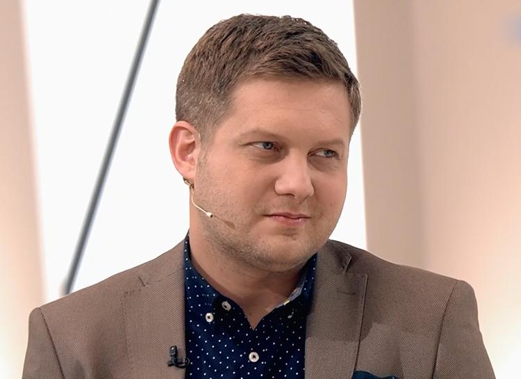 Анна Калашникова рассказала о том, что Борис Корчевников теряет слух