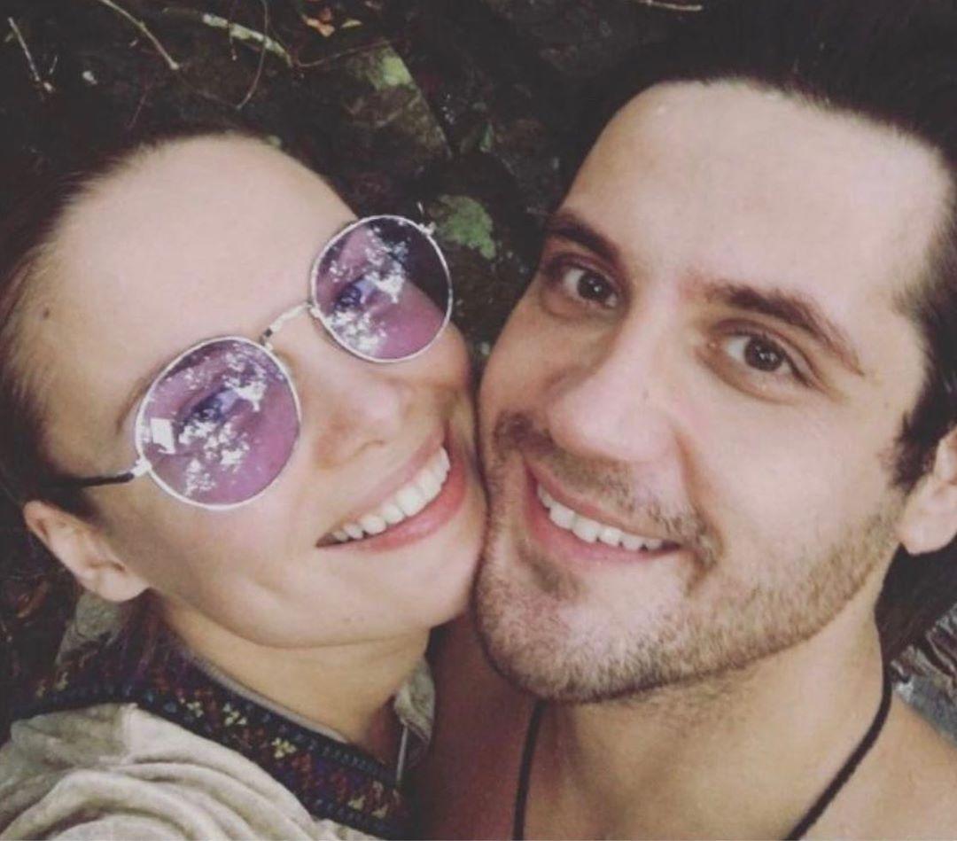 Марк Богатырев выложил новую фотографию у себя в Инстаграме