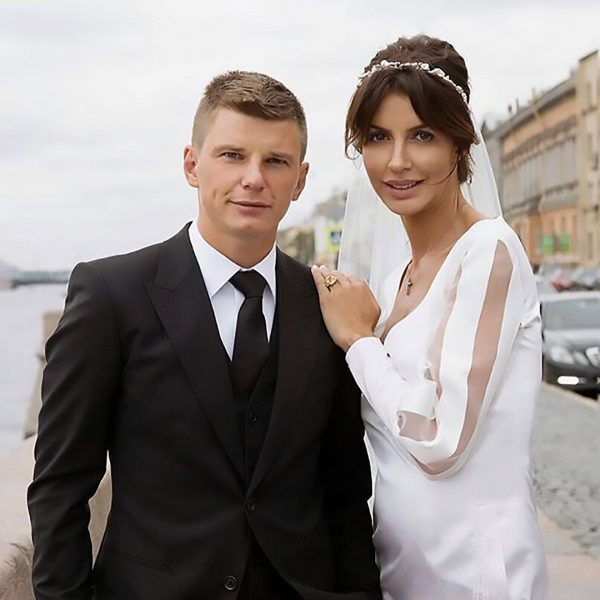 Свадьба Андрея Аршавина и Алисы Казьминой