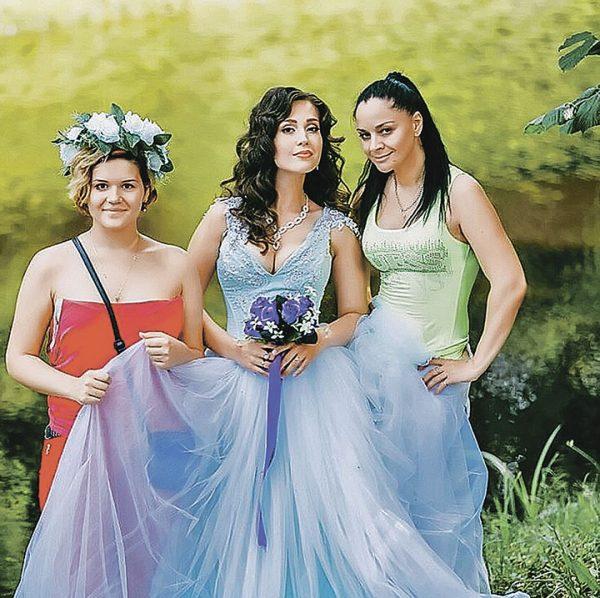 Мария Насырова как-то устроила свадебную фотосессию в шутку, но на Гальцева это не произвело впечатления