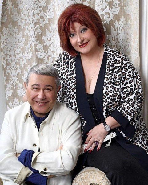 Елена Степаненко, Евгений Петросян