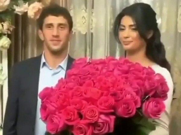 Заурбек Сидаков и Мадина