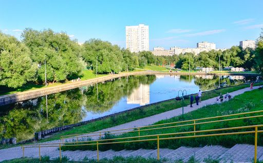 Коньковские пруды