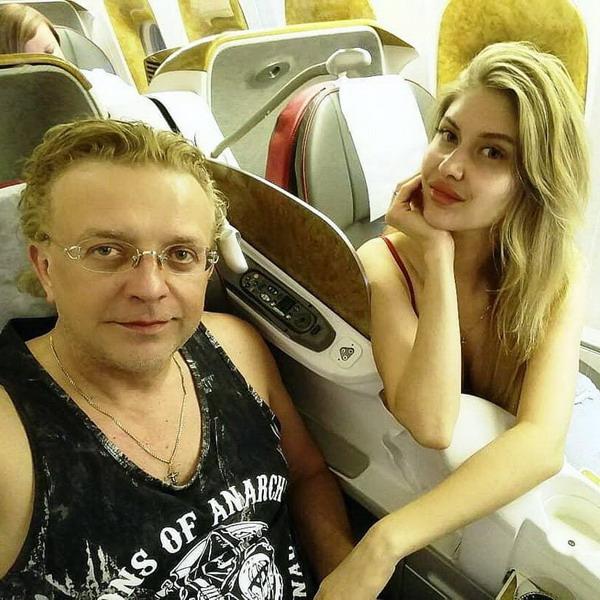 Рома Жуков, Ольга Илларионова,