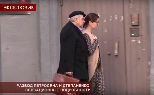 Евгений Петросян, Татьяна Брухунова,