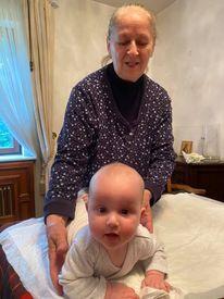 Бабо и Женечка