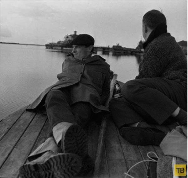 Давние фотографии российских артистов, которые вы не видели