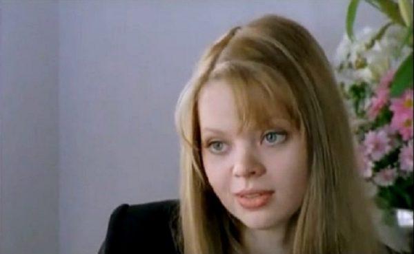А это та самая Анна Маркова - последняя любовь Борисова