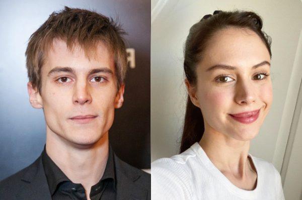 Иван Янковский, Диана Пожарская