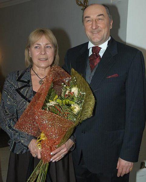 Борис и Виктория Клюевы