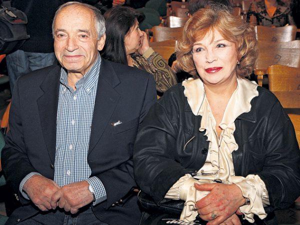 Жена Гафта уверена в том, что его сын претендует на наследство