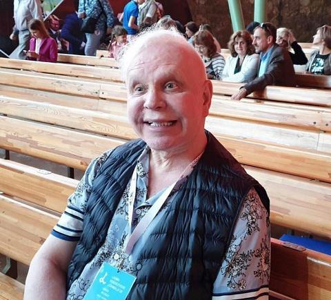 Борис Моисеев после болезни