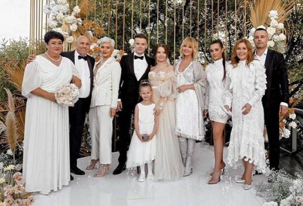 Свадьба Арсения Шульгина и Лианы Волковой