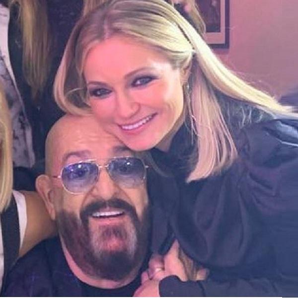 Михаил Шуфутинский с молодой женой