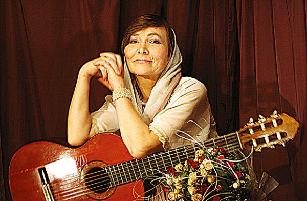 Певица Анна Широченко