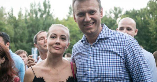 Алексей навальный, Юлия Навальная,