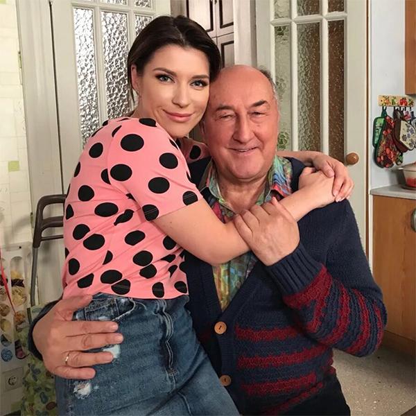 Борис Клюев, Екатерина Волкова