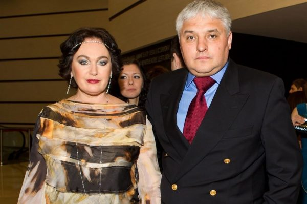 Лариса Гузеева с мужем Игорем
