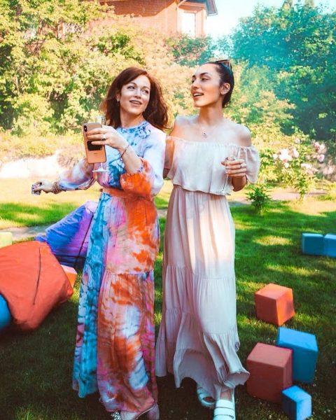 Алена с Сашей