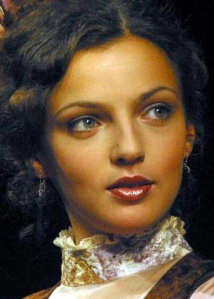 Актриса Ирина Леонова