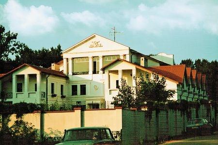 Дом Пугачевой в Малых Бережках
