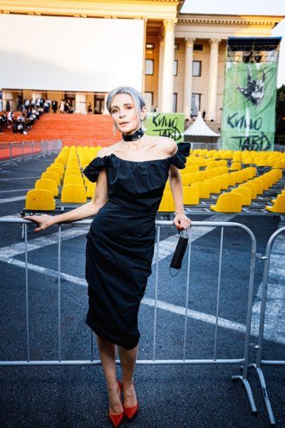 Оксана Фандера на «Кинотавре-2020»