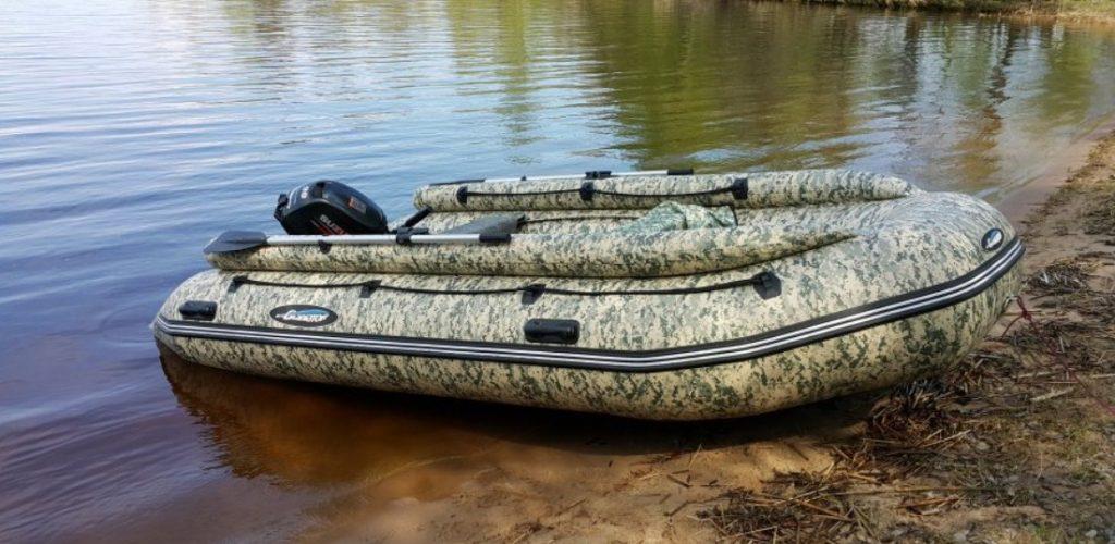 Лодка ПВХ для охоты