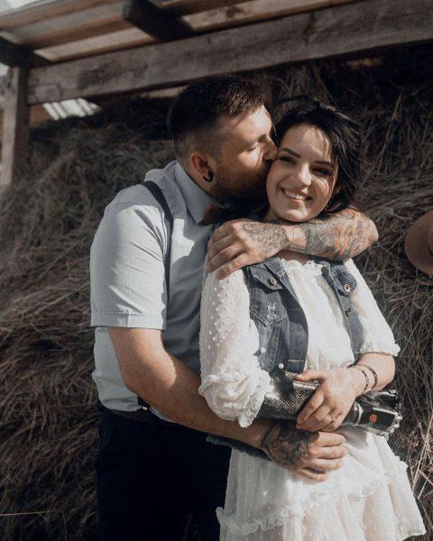 Маргарита Грачева со вторым мужем,