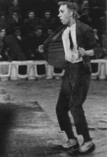 Юрий Никулин в цирке