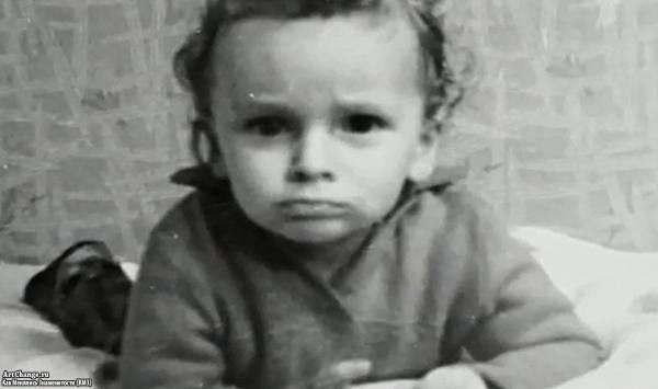 Дмитрий Нагиев в детстве