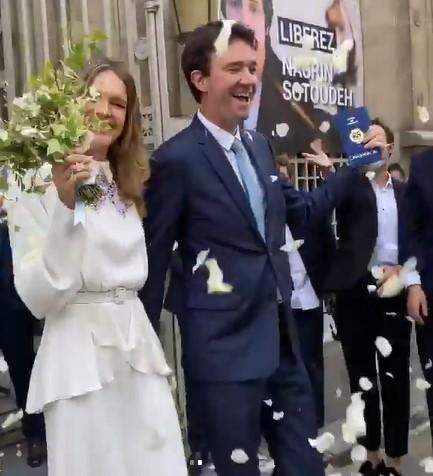 Наталья Водянова вышла замуж за миллиардера