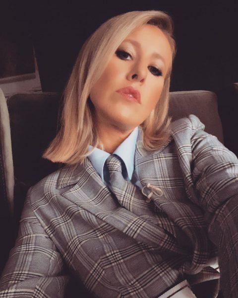 Ксения Собчак рассказал, почему она выбрала Богомолова